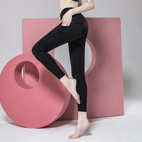 Hip Lifting High Waist Yoga Ftness Pants