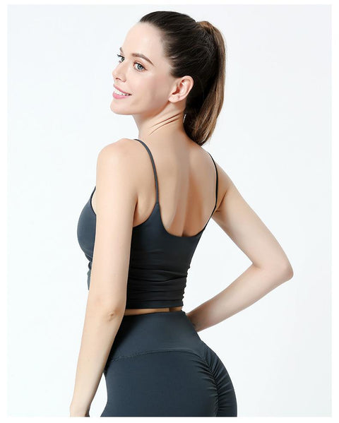 Sling Beautiful Back Sports Bra