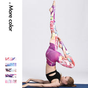 Sports Fitness Yoga Pants Digital Printed Yoga Leggings