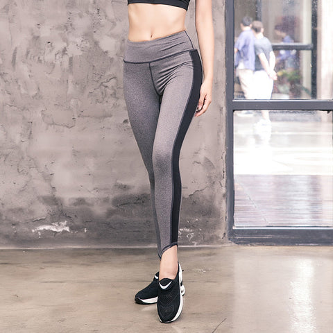 Skinny Yoga Pants Slim Sports Pants