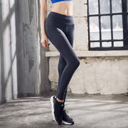 High Elastic Running Quick-Drying Trousers Tight-Fitting Breathable Fitness Sports Pants Yoga Pants