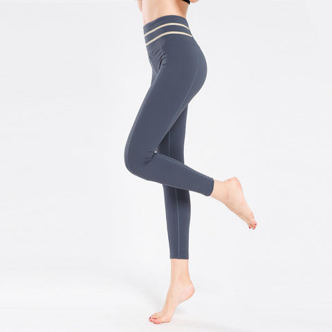 Yoga Pants Stretch Pants Hips Running Fitness Pants