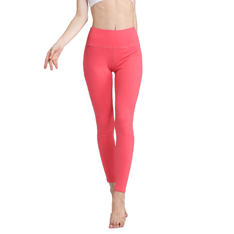 High-stretch Yoga Clothes Tights Quick-drying Professional High Waist Yoga Pants