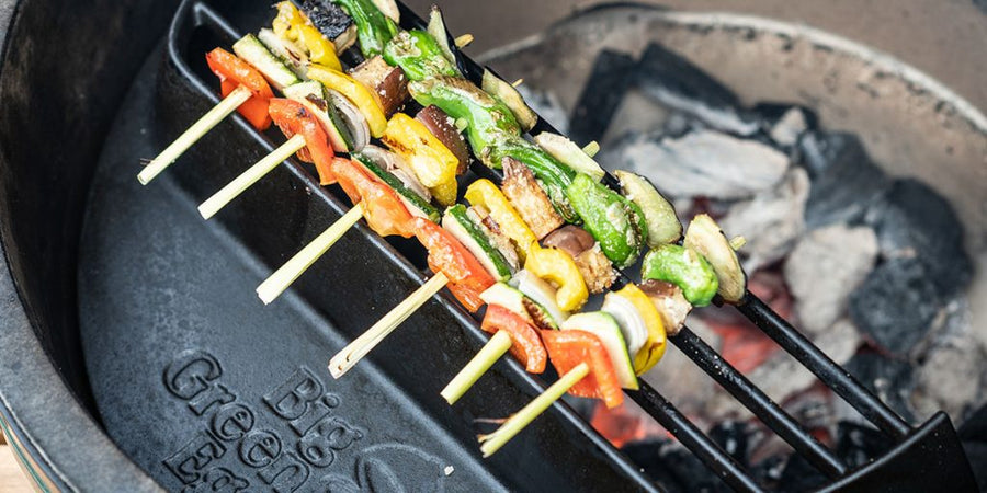 Cast Iron Satay Grill