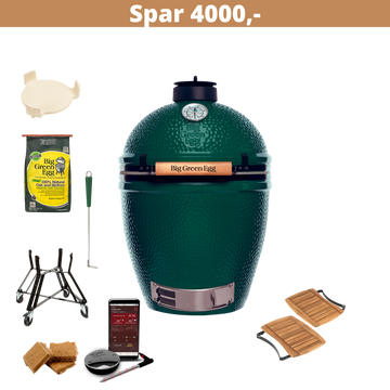 Sommertilbud! Big Green Egg Large