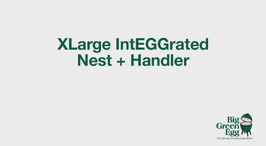 Nest intEGGrated Handler XL