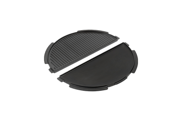 Half Moon Cast Iron Griddle Large