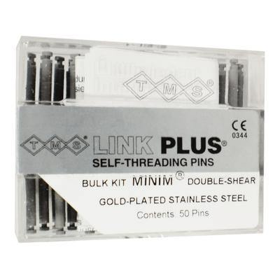TMS® Link Plus® Single Shear Self-Threading Pins, 50/Pkg