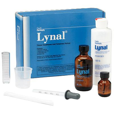 Lynal Tissue Conditioner Complete Package