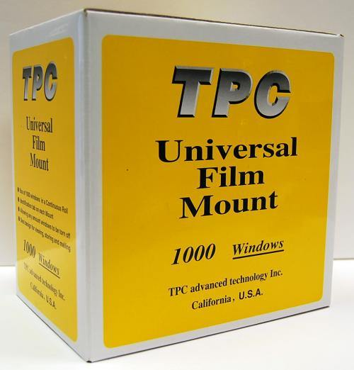 X-RAY Universal Film Mounts, Roll of 1000
