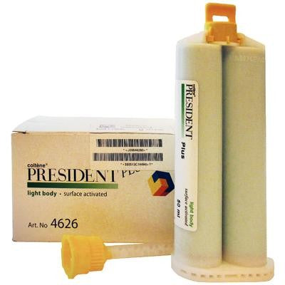 President Jet Light Body 2x50ml Cartridges