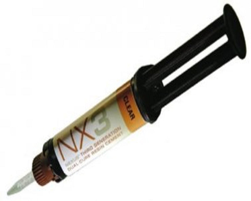 NX3 Universal Adhesive Resin Cement, Dual-Cure Syringes: Special Buy 3 or More!