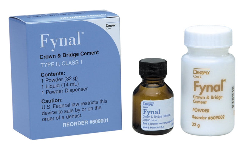 Fynal Cement Kit