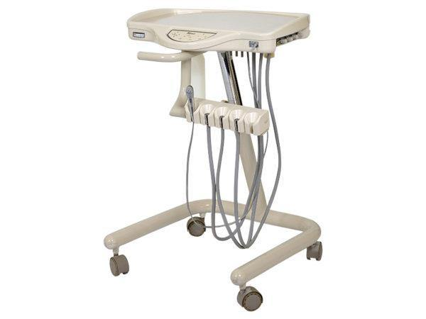 A-Series Doctors Cart with TRAD-2001 Delivery Unit