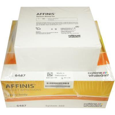Affinis® System 360 VPS Impression Material Refill Pack