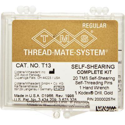 TMS® Thread Mate System® Regular Self-Shearing Kits