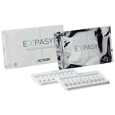 Expasyl Gingival Retraction Paste Capsules – 1 g, 20/Pkg