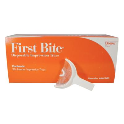 First Bite Disposable Double-Arch Impression Trays