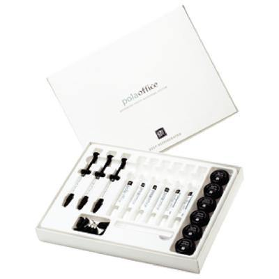 Polaoffice In-Office Teeth Whitening System, 3-Patient Kit