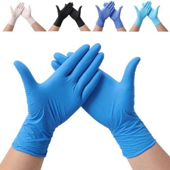 Nitrile Examination Gloves - Powder Free