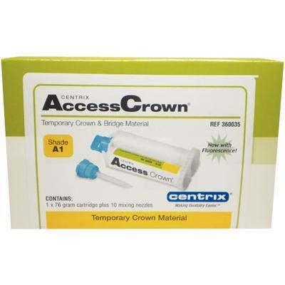 Access Crown Temporary Crown and Bridge Material, 76 g Cartridge