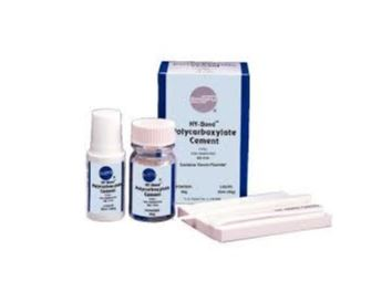 Hy-Bond PolyCarboxylate Kit - 60gm Powder + 30mL Liquid