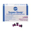 Super-Snap Buff Disk – Replacement Disks, 50/Pkg