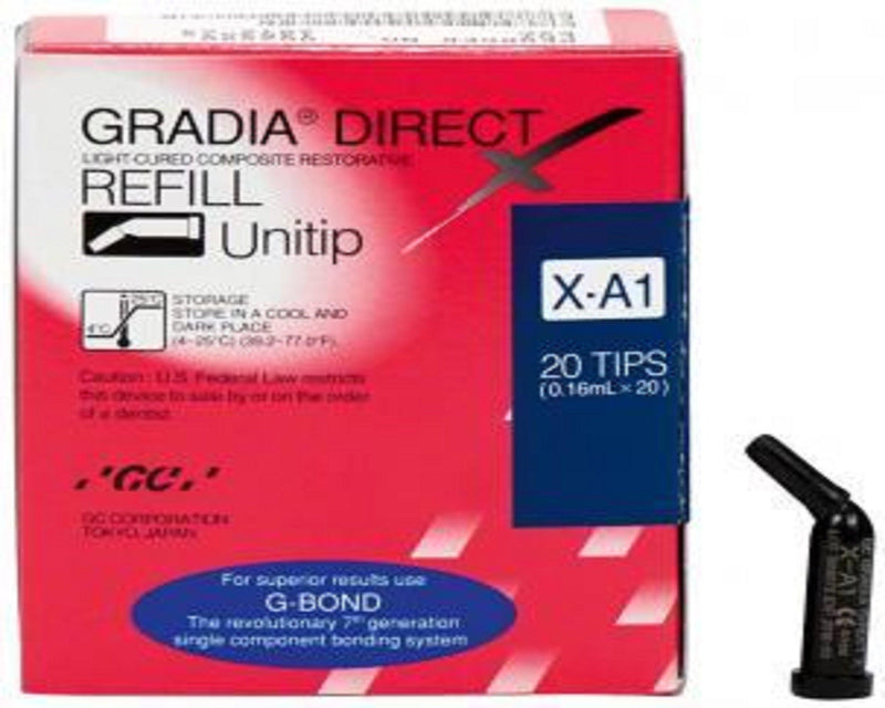 Gradia Direct Unitip 0.16x20/Box