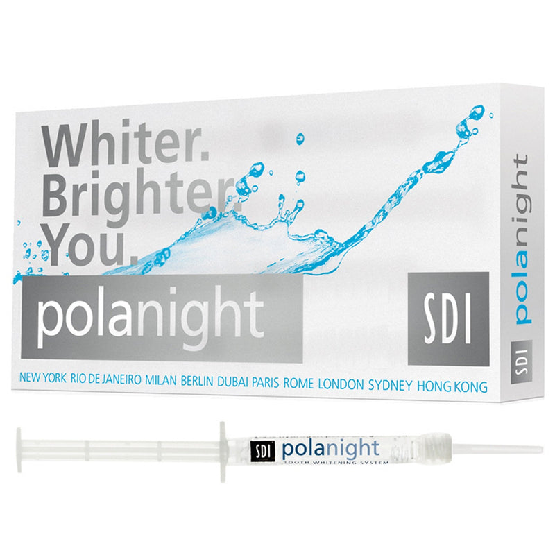 Polanight Tooth Whitening System 1.3g Syringe