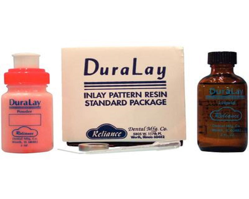 DuraLay Inlay Resin Standard Package - Red