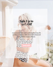 Load image into Gallery viewer, Fashion Freebie Templates