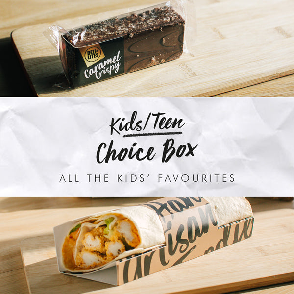 Kids/Teen Choice Box