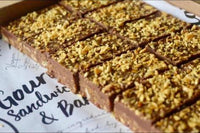 2 x 12 Portions Chocolate & Honeycomb Tiffin Traybakes