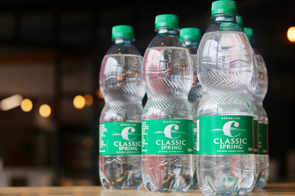 4 x 24 Packs of Irish Sparkling Water