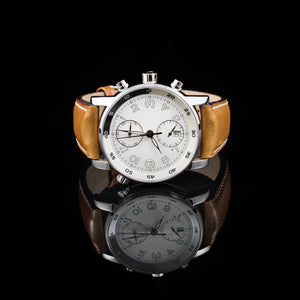 Brown&White x Watch