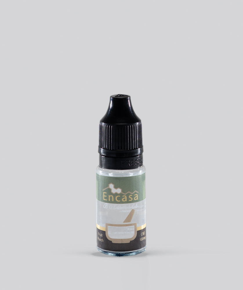CBD e liquid 100mg CBD - 10ml