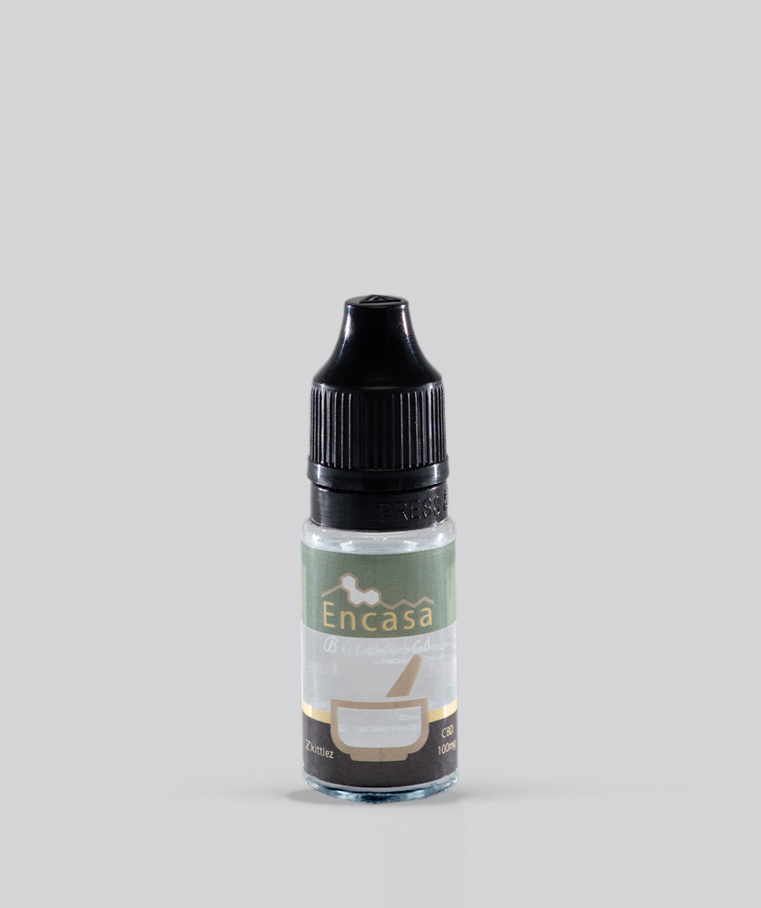 Load image into Gallery viewer, CBD e liquid 100mg CBD - 10ml