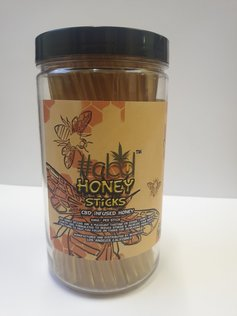CBD honey straws (single)