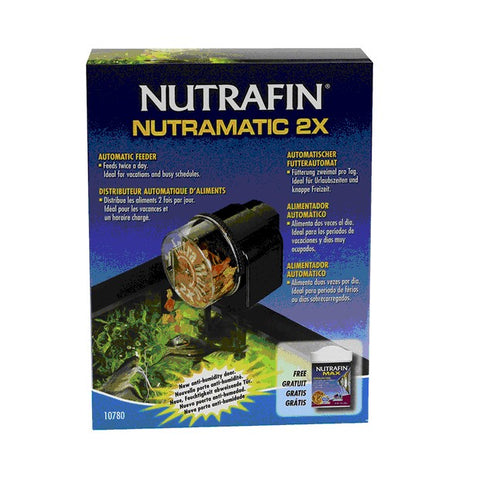 NUTRAMATIC ECONOMY AUTO FISH FEEDER