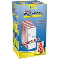 TETRA SMALL 3L FILTER CARTRIDGES 6PK