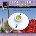 URS FLAT CERAMIC ES FITTING