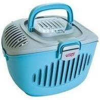 LW PAWS 2 GO CAT/SMALL PET CARRIER BLUE/GREY