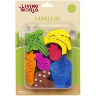 LIVING WORLD FRUIT & VEGIE MIX 7PCS