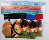 GUINEA PIG HARNESS & LEAD SET BLUE