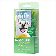 TROPICLEAN FRESH BREATH CLEAN TEETH GEL 118ML DG