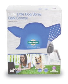 PETSAFE ELITE LITTLE DOG SPRAY BARK CNTL