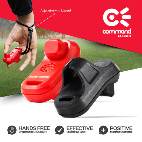ED COMMAND CLICKER RED