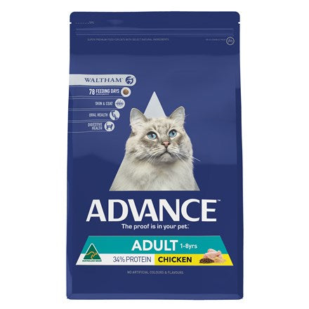 ADV CAT TWB CHICKEN 3KG