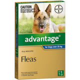 ADVANTAGE DOG 25+KG SINGLE