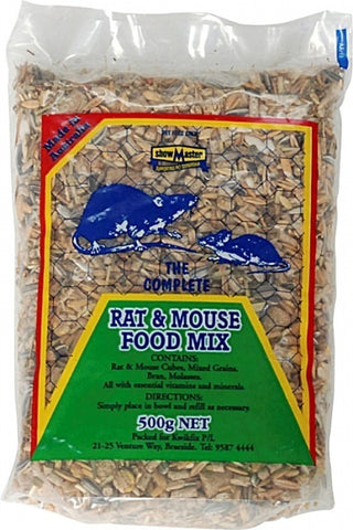 RAT & MOUSE MIX 500G